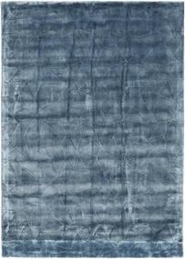 Crystal - Steel Blue Teppe 140X200 Moderne Mørk Blå/Blå ( India)