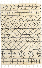 Moss Berber - Natural Teppe 180X275 Ekte Moderne Håndknyttet Beige (Ull, India)