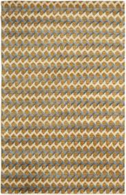 Sandnes Teppe 180X270 Ekte Moderne Håndknyttet Lysbrun/Beige (Ull, India)