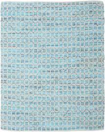 Elna - Bright_Blue Teppe 250X300 Ekte Moderne Håndvevd Lys Blå/Lys Grå Stort (Bomull, India)