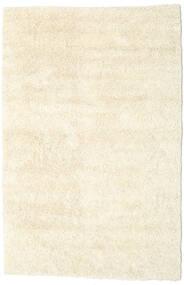Serenity - Off White Teppe 140X200 Ekte Moderne Håndknyttet Beige/Hvit/Creme (Ull, India)