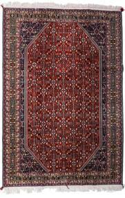 Gabbeh Kashkooli Teppe 203X300 Ekte Moderne Håndknyttet Mørk Rød/Mørk Brun (Ull, Persia/Iran)