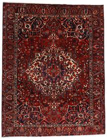 Bakhtiar Teppe 277X356 Ekte Orientalsk Håndknyttet Mørk Rød/Mørk Brun Stort (Ull, Persia/Iran)