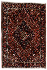 Bakhtiar Teppe 210X307 Ekte Orientalsk Håndknyttet Mørk Brun/Mørk Rød (Ull, Persia/Iran)