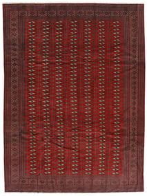 Turkaman Teppe 248X337 Ekte Orientalsk Håndknyttet Mørk Rød/Mørk Brun (Ull, Persia/Iran)