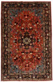 Mehraban Teppe 188X290 Ekte Orientalsk Håndknyttet Mørk Rød/Rust (Ull, Persia/Iran)