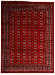 Pakistan Bokhara 3Ply Teppe 248X331 Ekte Orientalsk Håndknyttet Mørk Rød/Mørk Brun (Ull, Pakistan)