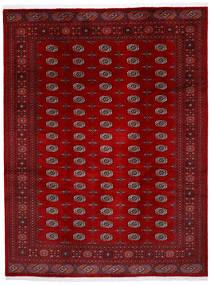 Pakistan Bokhara 3Ply Teppe 245X320 Ekte Orientalsk Håndknyttet Mørk Rød/Rød (Ull, Pakistan)