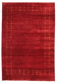 Gabbeh Loribaft Teppe 120X178 Ekte Moderne Håndknyttet Rød (Ull, India)