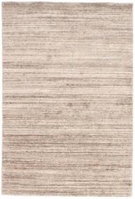 Mazic - Sand Teppe 120X180 Ekte Moderne Håndknyttet Lys Grå/Hvit/Creme (Ull, India)