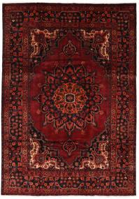 Beluch Teppe 215X302 Ekte Orientalsk Håndknyttet Mørk Rød (Ull, Persia/Iran)
