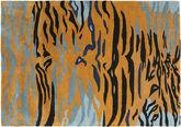 Love Tiger - oransje / Grå