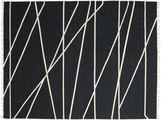 Cross Lines - Svart / Off White