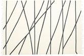 Cross Lines - Off White / Svart